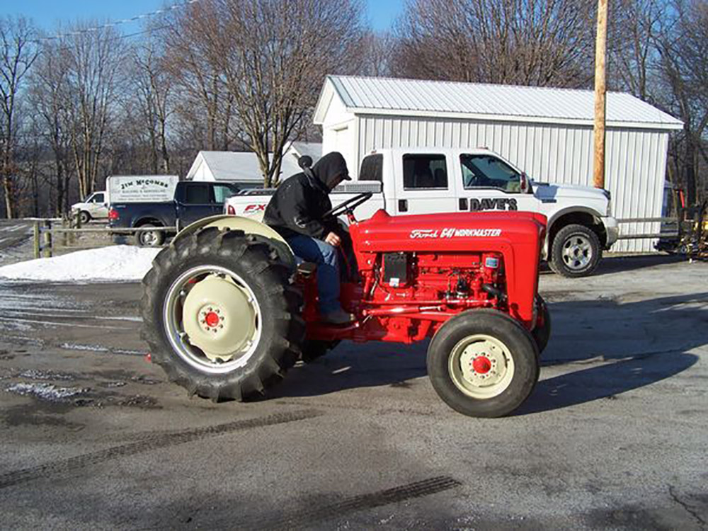 Ford 641 Workmaster Tractor : Ford workmaster photos arthurs tractors