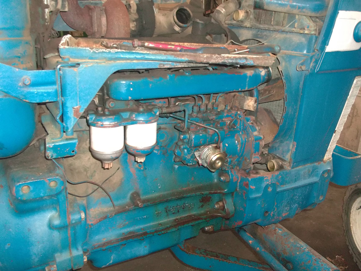 Ford 5000 Tractor Steering Trouble : Ford photos arthurs tractors