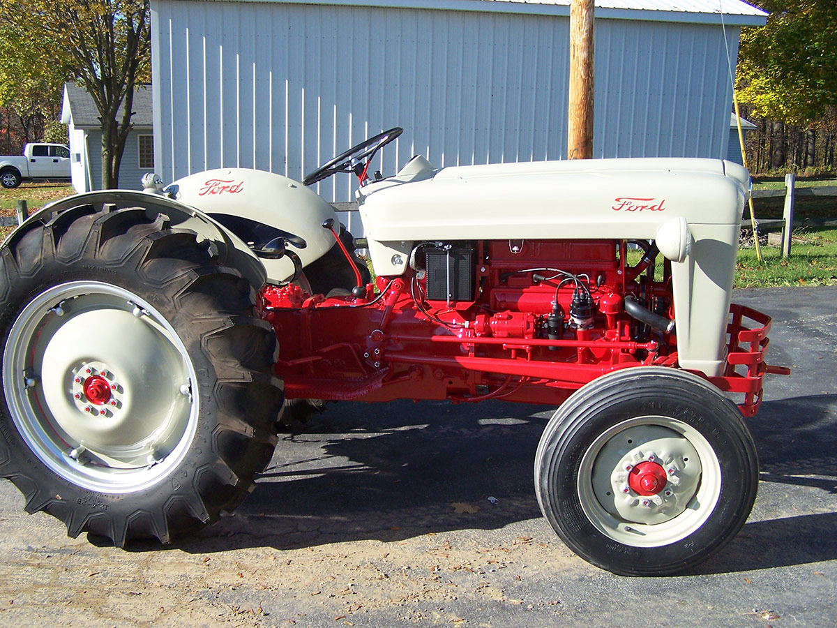 Ford Naa Tractor Parts : Ford naa arthurs tractors