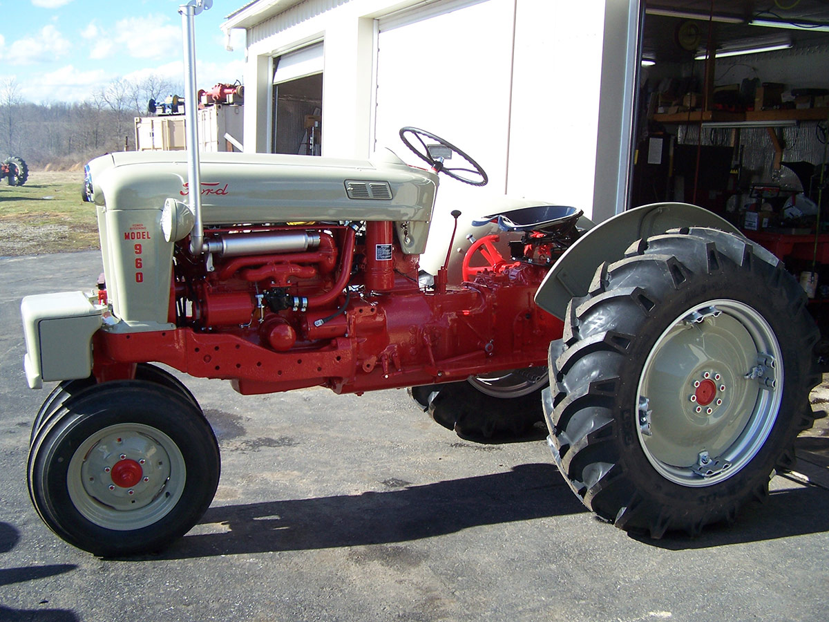 Used Tractors For Sale >> Ford 960 – Arthurs Tractors
