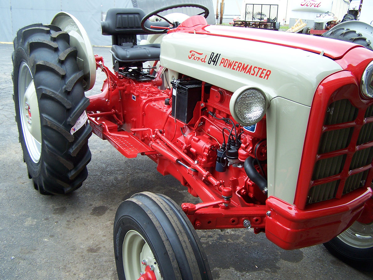 Ford 841 Photos Arthurs Tractors