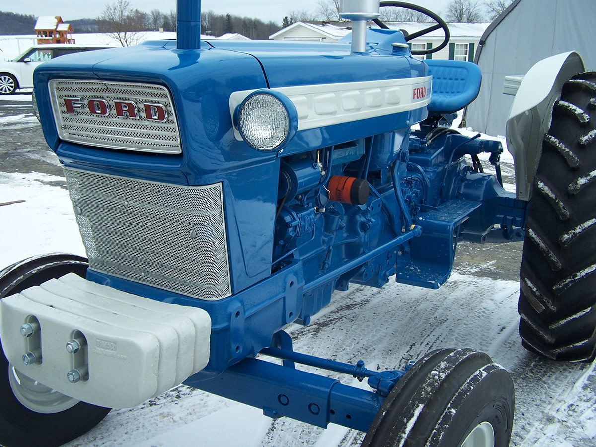 Ford 5000 Tractor Parts Catalog : Ford photos arthurs tractors