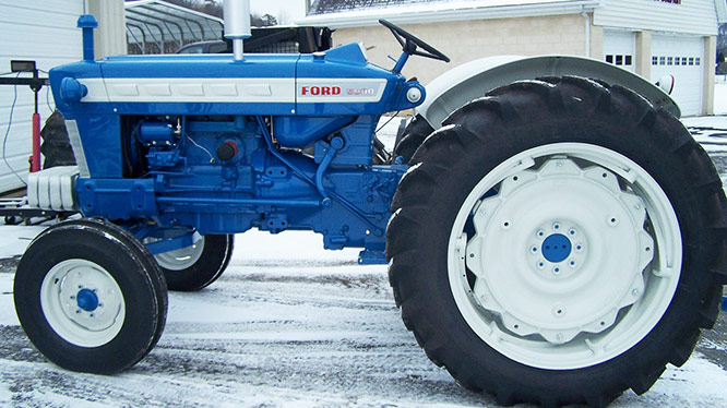 Ford 5000 After arthurs tractors specializing in vintage ford tractor parts  at soozxer.org